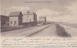 Saint-Laurent-La Plage - Canton De Trévières - France