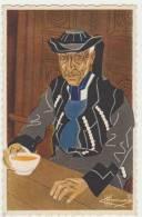 PAYS DE GUEMENE : AQUARELLE DE CHARLES HOMUALK - EDITIONS GABY - 2 SCANS - - Guemene Sur Scorff
