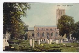 BANWELL - THE CHURCH - Weston-Super-Mare