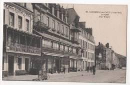 CAUDEBEC EN CAUX - Le Quai - Hôtel Du Havre - Caudebec-en-Caux