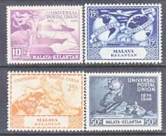 Kelantan  46-9  **  *  U.P.U. - Kelantan