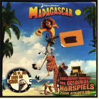 Werbe-CD Hörspiel-CD (nur Auszug ) Zum Kinofilm : Madagascar - Von 2005 - CD
