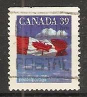 Canada  1989  Canadian Flag  (o) - Carnets
