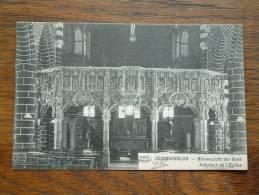 Binnenzicht Der Kerk - Anno 1912 ( Zie Foto´s Voor Details ) !! - Tessenderlo
