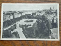 Stockholm Kungstradgarden / Anno 19?? ( Zie Foto Voor Details ) !! - Suède