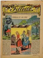 FILLETTE N° 1071  - 30 Septembre 1928 - Autre Magazines