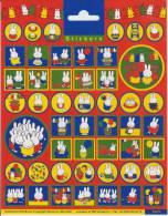 Nijntije - Miffy Stickers - Autocollants - Cartoons