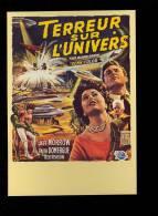 CP Affiche De Cinéma : Terreur Sur L'univers The Island Earth Jeff MORROW Faith DOMERGUE Movie Kino Film - Posters On Cards