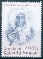 GROENLAND N° 448 ** - NEUF SANS CHARNIERE - Alfred Wegener - Groenland