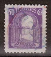Marruecos Telegrafos 45 (o) Puerta - Marocco Spagnolo