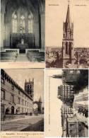 MONTPELLIER - 4 CPA - Inst. N.D. La Chapelle, Rue Nle, Ecole De Médecine, Clocher (53373) - Montpellier