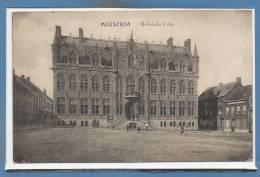 BELGIQUE - MOUSCRON --  Hôtel De Ville - Mouscron - Moeskroen