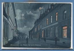BELGIQUE - MOUSCRON --  La Poste  , Rue De La Station - état Coupure - Mouscron - Moeskroen