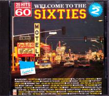 Welcome To The SIXTIES - Vol. 2 - 25 Titres Des Années 60 - Rock