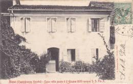 RIESE 1906 CASA NELLA IL2 GIUGNO 1835 NACQUE S.S. PIO X  /3892 - Zonder Classificatie
