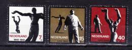 NETHERLANDS  1965   ,Monuments      , Y&T #  810/2  Cv  1.80 E ( 2004 ),   ** M N H , V V F - Unused Stamps