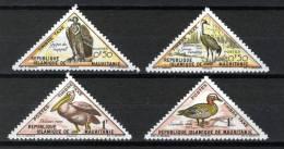 Mauritania - Mauritanie 1963, Postage Due - Taxe - Porto - Birds - Oiseau *, MLH - Mauritanië (1960-...)
