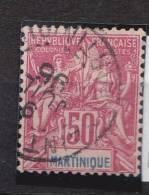 Martinique N°41 Oblitéré - Martinique (1886-1947)