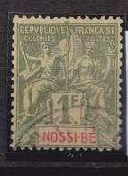 Nossi-Bé N°39 Oblitéré