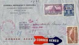 Honduras 1932 R-Brief Nch DR  [1529] - Honduras