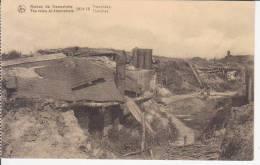 Steenstrate (1914-1918) - Tranchées - Langemark-Poelkapelle
