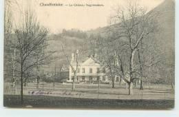 CHAUDFONTAINE  - Le Château Nagelmakers. - Chaudfontaine