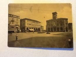 CARTOLINA IMPERIA (Riviera Dei Fiori E Piazza Dante) VIAGGIATA DEL 1953 IN BUONO STATO - Imperia