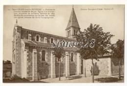 SAINT LEGER-SOUS-LA-BUSSIERE - N° 20 - PAROISSE DE L'ANCIEN DIOCESE DE MACON EGLISE A LA NOMINATION DU PREVOT DE ST-PIER - France