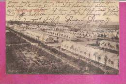 BUTGENBACH   -    ** GRUPPENLAGER ELSENBORN IN 1907 **    -   Verlag : A. HERDL.aus Elsenborn   N° 120131 - Butgenbach - Buetgenbach