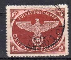 1942 Timbre Franchise Militaire, Y&T No. 2,  Oblitéré, Lot 38440 - Oficial