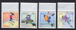4.2.1997, Sport Modernes,  Y&T No.  1730 - 1733 , Neuf **, Lot 38454 - BRD