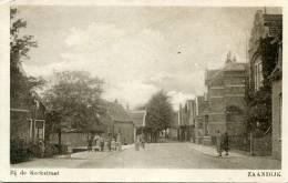 Zaandijk - Lagedijk Ter Hoogte Van De Kerkstraat Anno 1935 - Andere Verzamelingen