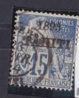 Tahiti N° 24 Oblitéré