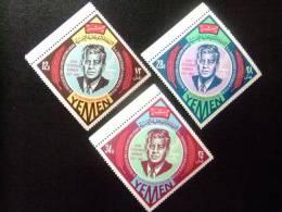 YEMEN 1967  TERCER ANIVERSARIO DE LA MUERTE DEL PRESIDENTE KENNEDY  Yvert &Tellier  Nº 240  ** MNH - Yemen