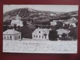 AK LANGENZERSDORF LANG ENZERSDORF B.Korneuburg 1902  //  D*7206 - Korneuburg