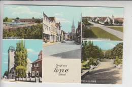 4432 GRONAU - EPE, Mehrbildkarte 60er-Jahre, Handcoloriert - Gronau