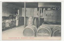 BOUZY Champagne Ed Barnaut - Le Cellier - Autres Communes