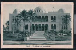 Tripoli - Il Palazzo Del Gouvernatore - Libyen