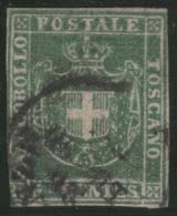 ITALIA 1860 (TOSCANA) - Yvert #18 - VFU - Tuscany