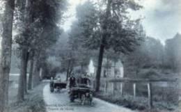 BELGIQUE  -  RHODE - SAINT - GENESE .   Chemin De L' Etang. - Belgique
