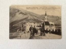 CARTOLINA ALTIPIANO DEI SETTE COMUNI  DEL 1915 VIAGGIATA IN OTTIMO STATO - Vicenza