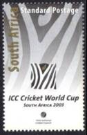 South Africa - 2001 ICC Cricket World Cup 2003 (**) # SG 1365 , Mi 1418 - South Africa (1961-...)