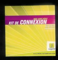 Kit De Connexion Internet CEGETEL 2004 ADSL - Connection Kits