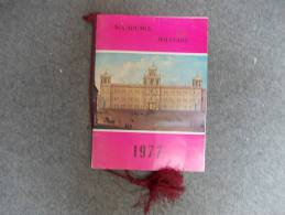 3579-CALENDARIO-ACCADEMIA MILITARE-1977 - Calendari