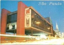 Nº261 MUSEU DE ARTE DE SÃO PAULO - MASP - São Paulo