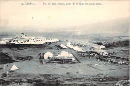 Sefrou - Vue Du Fort, Prise De La Ligne Des Avant Postes - Morocco