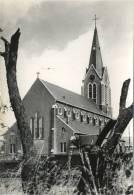 Merchtem - Peisegem : Kerk Van OLV Onbevlekt  ( Groot Formaat ) - Merchtem