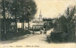 Conjoux - Entrée Du Village - Marchant Ambulant -190? ( Voir Verso ) - Ciney