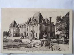 79 - Mazière En Gâtine - Le Petit Chêne - Entrée Principale - Scan Recto-verso - Mazieres En Gatine