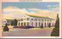 NV Boulder City Boulder Dam Hotel